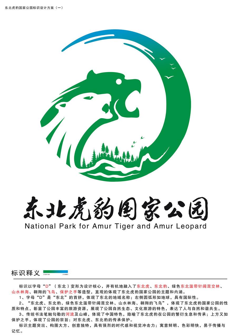 【东北虎豹国家公园标志投票】图片
